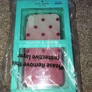 kate spade phone case for iPhone x